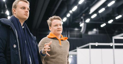 Christoffer Omberg Oslo Business Forum teknologi opplevelsespark