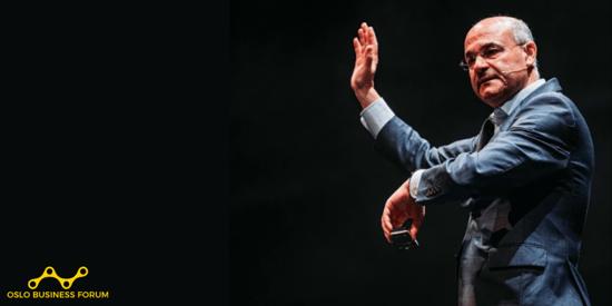 #29 Costas Markides: Disrupting the disruptors