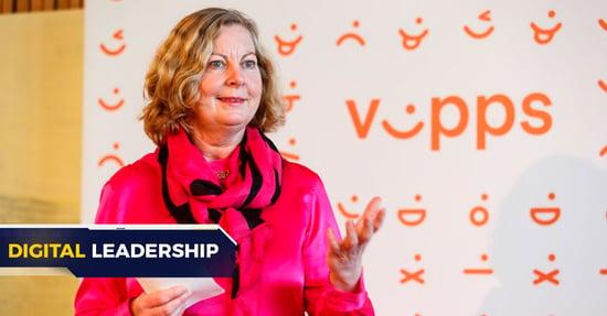 Berit Svendsen: Vipps in strategic partnership with Chinese Alipay