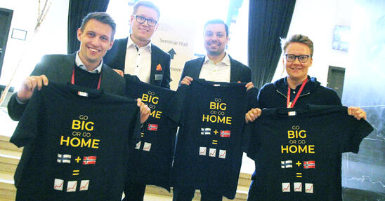 Nordic Business Forum acquires part of Oslo Business Forum