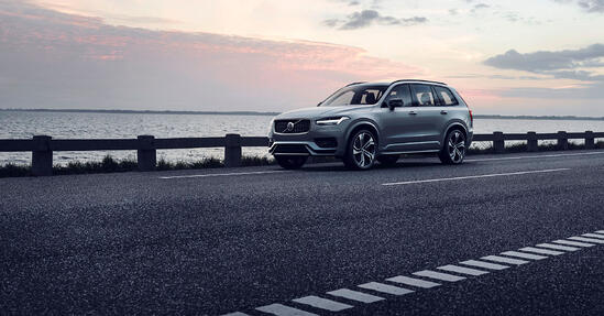 New Volvo XC90 Makes Norway Debut at Oslo Business Forum