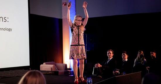 Anna Kirah: Digital Transformation and Leadership are Glorified