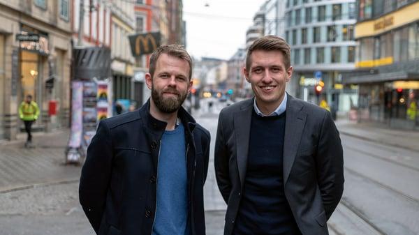 Marius Røed Wang, Oslo Business Forum, Volvo partnership, Nils Fredrik Wisløff