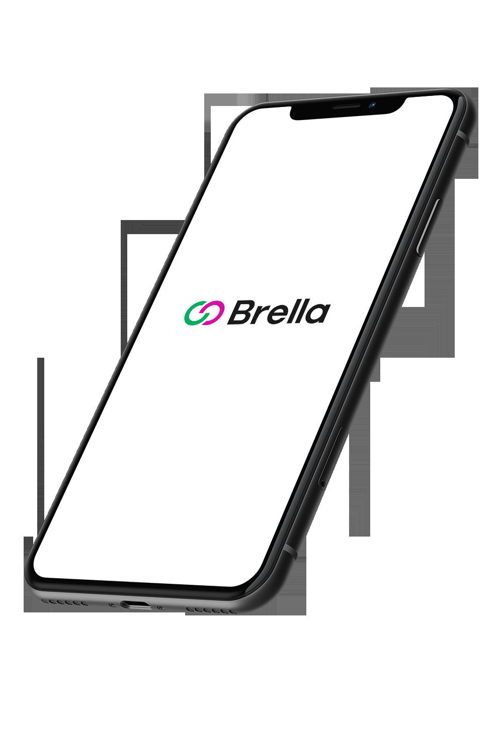 Brella_iphone