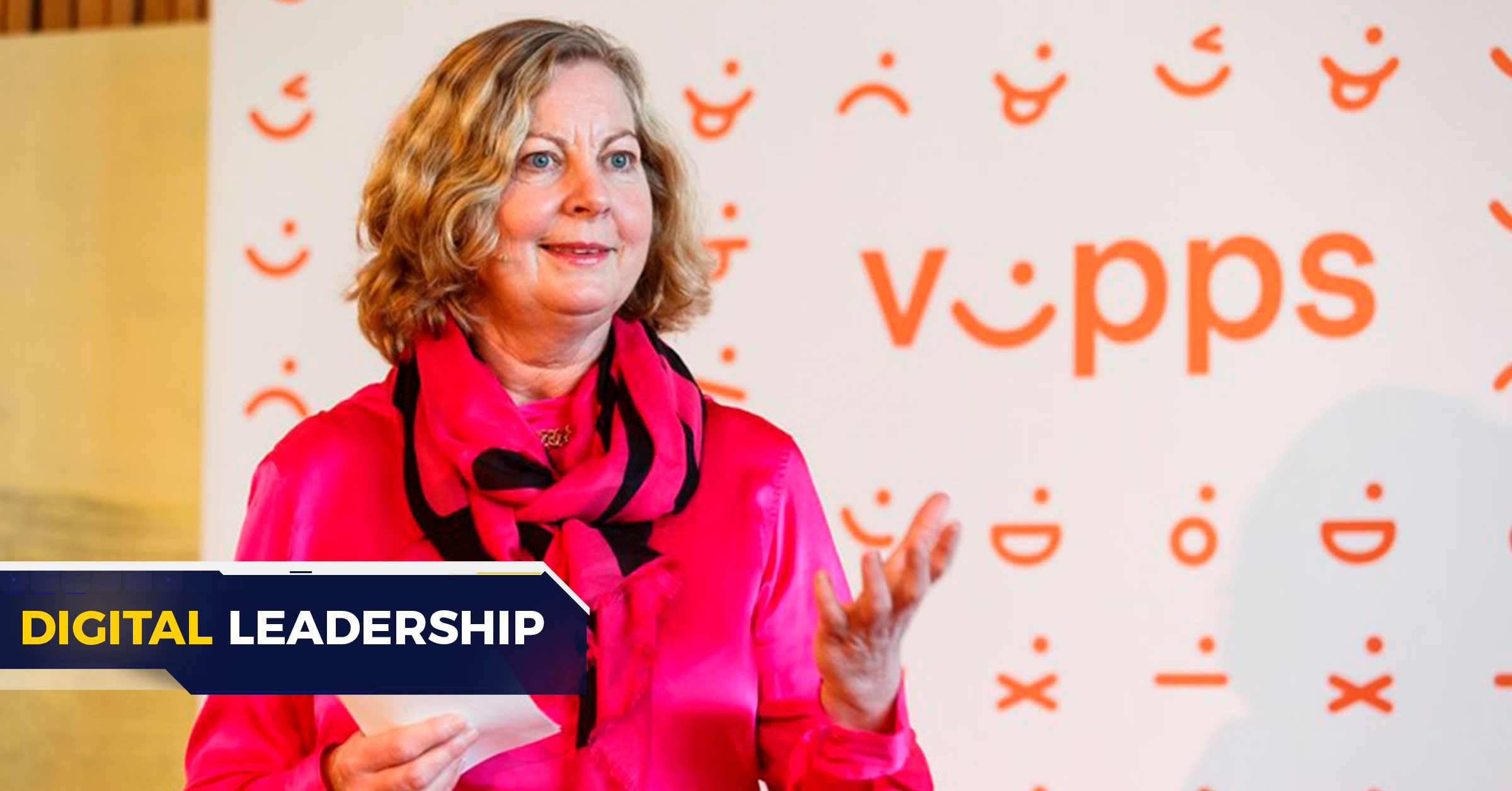 Berit Svendsen: Vipps in strategic partnership with Chinese Alipay