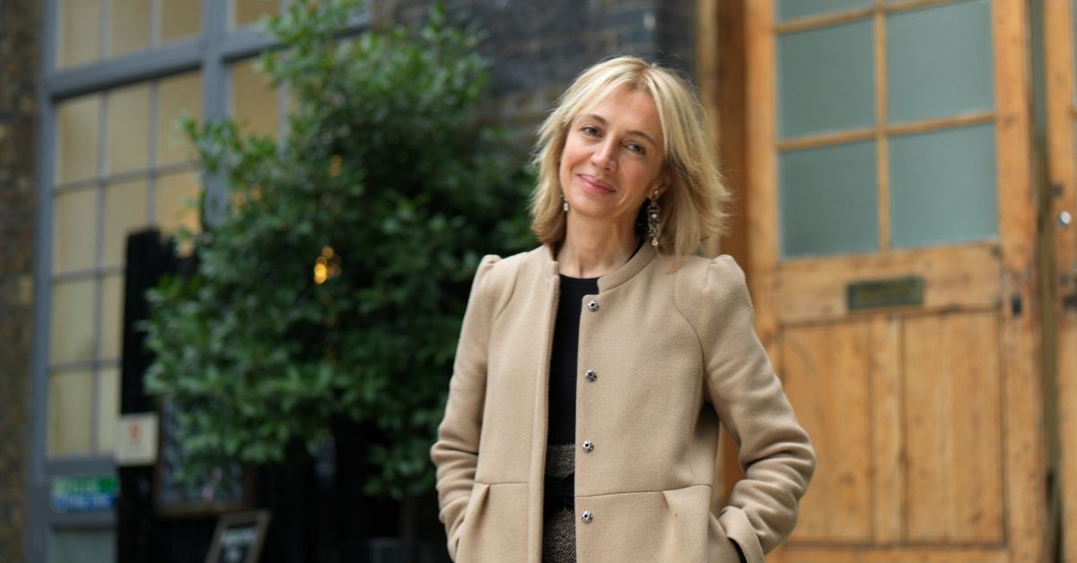 #17 Sahar Hashemi: Bringing Entrepreneurial Spirit to Big Business